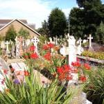St Mark's Churchyard Alverstoke