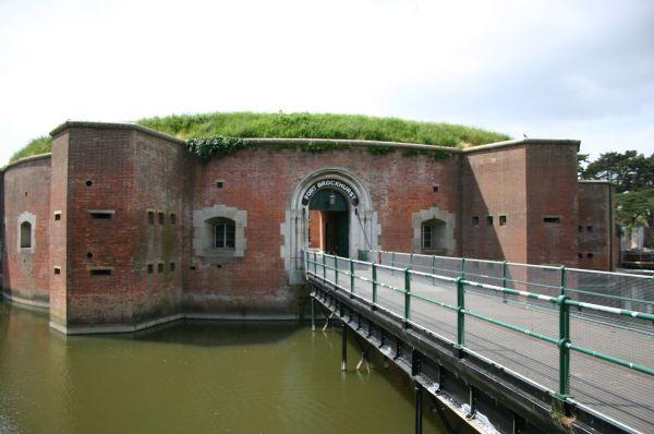 Life in a Victorian Fort – Fort Brockhurst