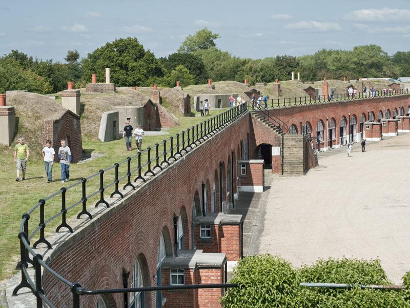 Avoid the Rush at Fort Brockhurst (Event from 2015)