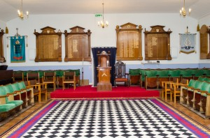 Freemasonry in Gosport since 1715  (Event from 2018)