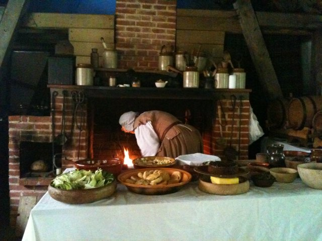 Little Woodham – 17th Century Village  (Event from 2018)