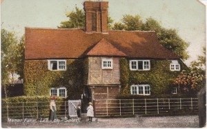 Le Breton Farmhouse – Oldest property in Lee-on-the-Solent (event from 2014)