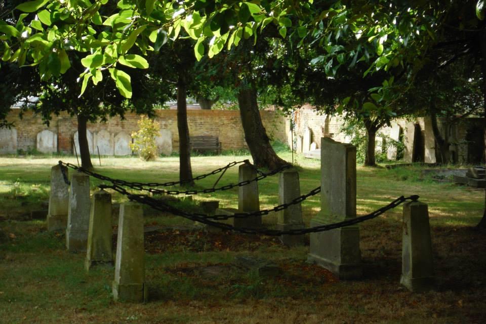 Shore Leave Haslar in the Memorial Gardens