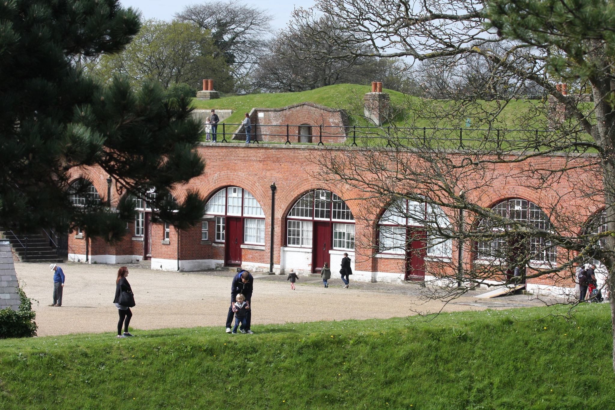 Military Heritage at Fort Brockhurst (Event from 2017)
