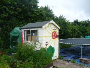 Horticultural at Rectory Allotments (event from 2014)