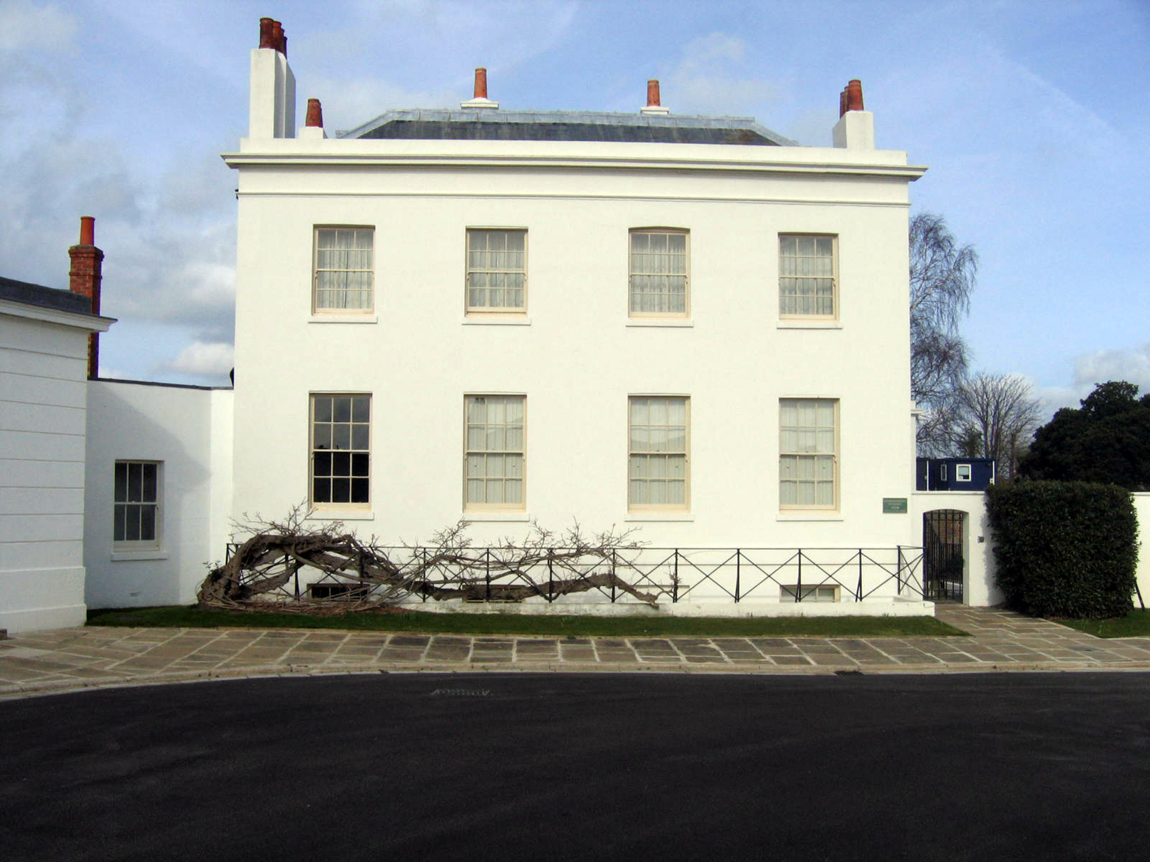 Superintendents House – Royal Clarence Yard (event from 2014)