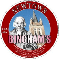 Bingham's Ale