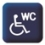 accesible toilets