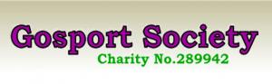 Gosport Society header