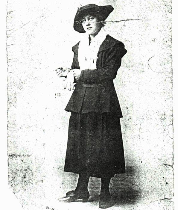 Kitty McCarthy 1917