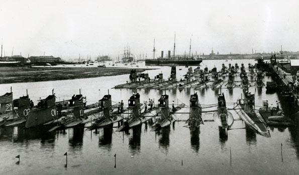 Royal Navy Submarine Service