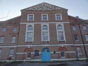 Royal Haslar Hospital – Past, Present & Future