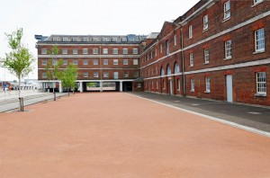Open Doors at Royal Clarence Yard (Event from 2015)