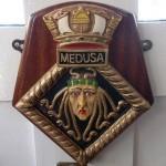 Medusa crest