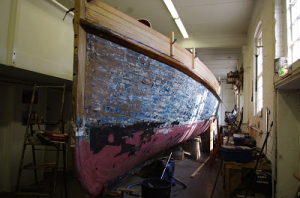 5. Hull piant removal