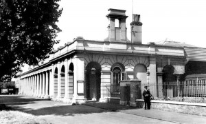 gosport railway station