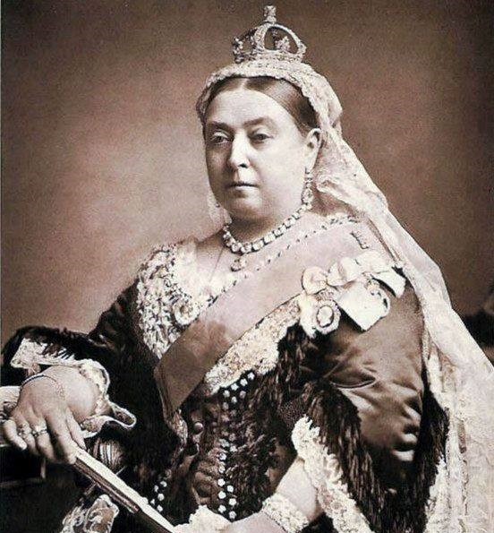 Queen Victoria – nominated by Philippa Dickinson