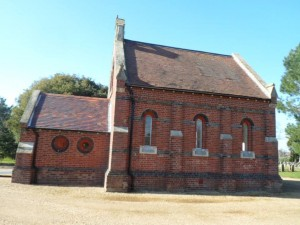 Chapel of Rest-Clayhall Cemetery is now listed