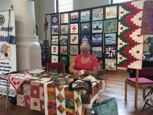 'Elements' by the Scrap Happy Quilters (Event from 2017)