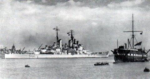 HMS Vanguard – Britain's Last Battleship