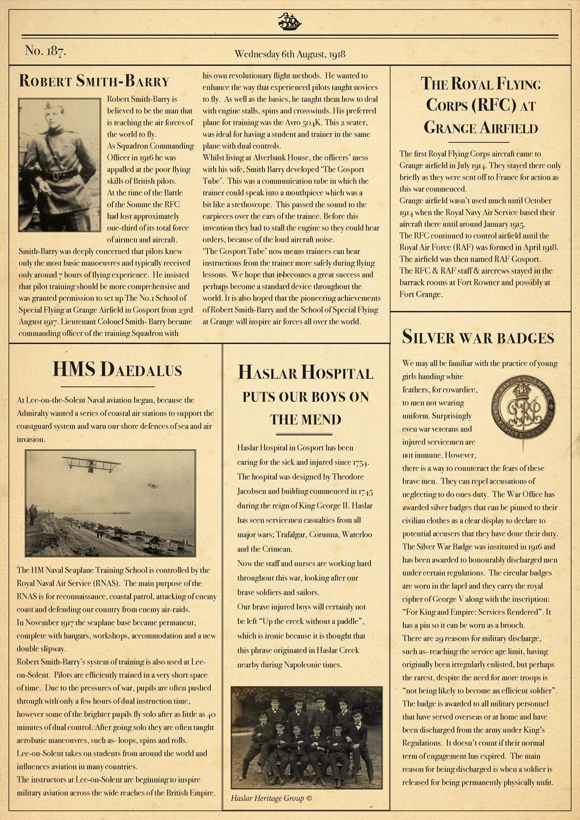 Gosprt Gazette page 2