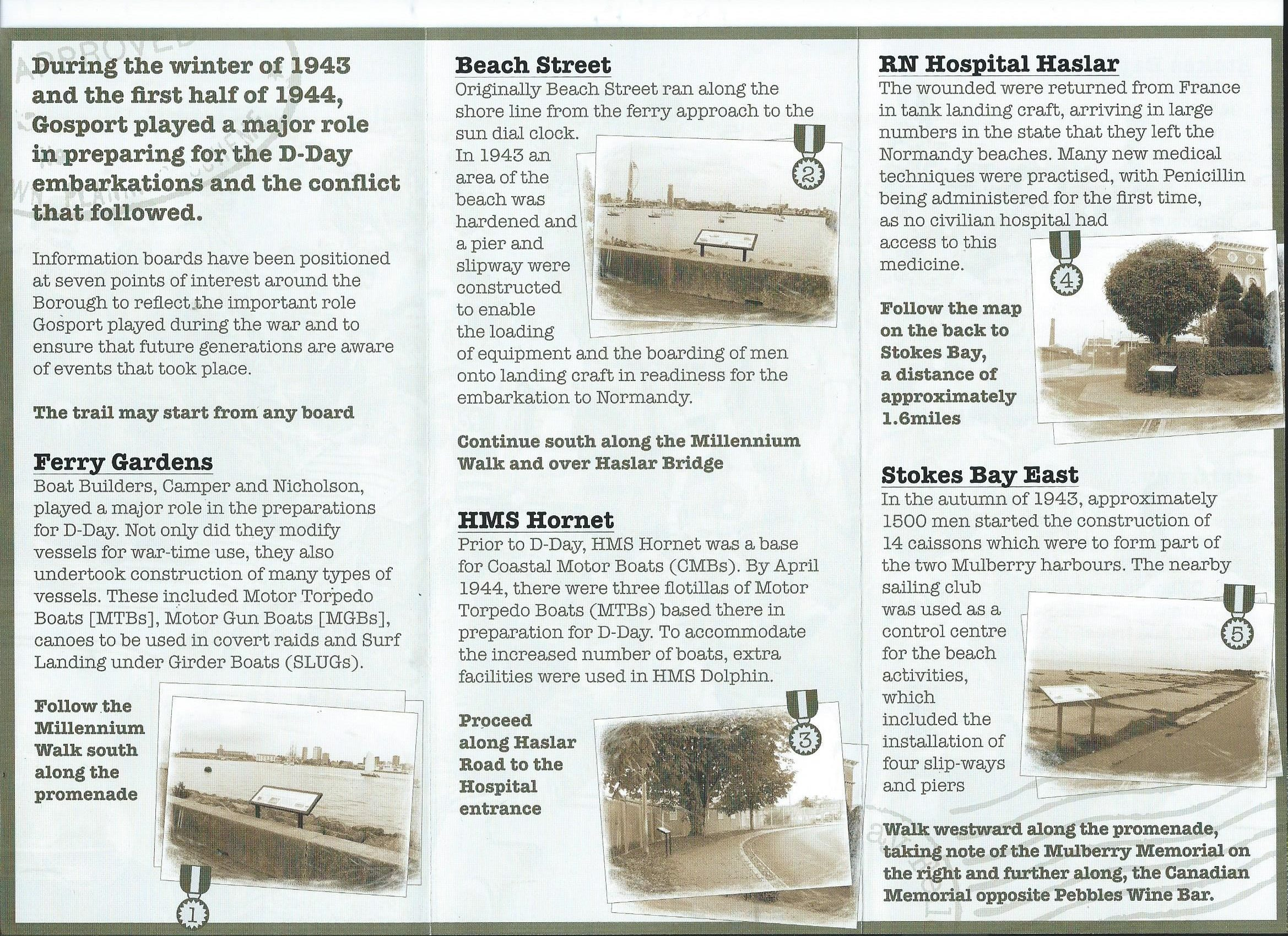 D-Day Trail page 2