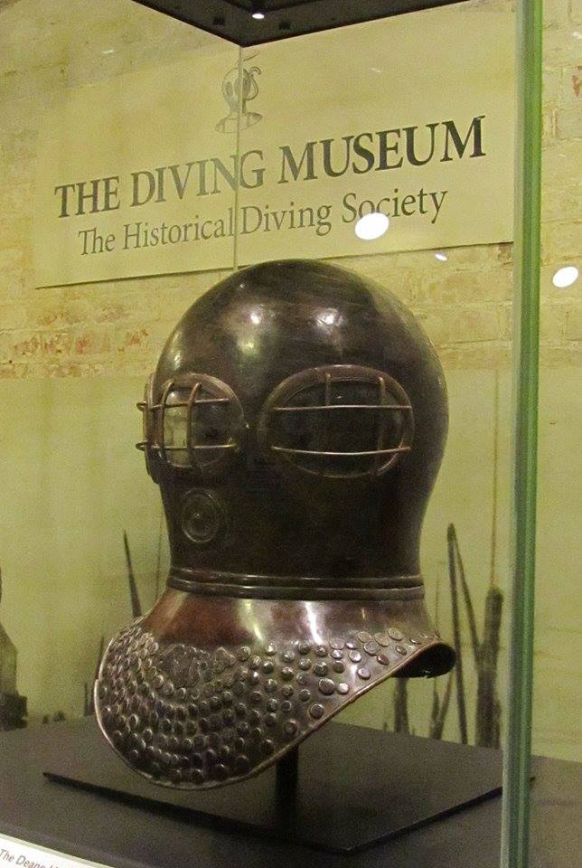 Unveiling - The Deane Helmet 2