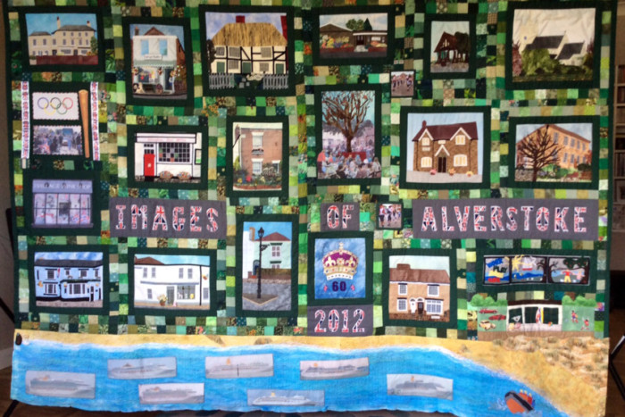 Alverstoke Quilters Quilt Show (Event from 2017)
