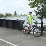 Haslar Cycle-about