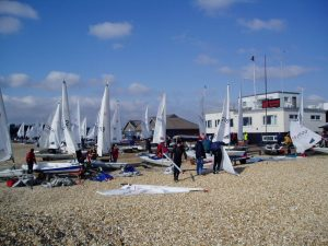 A potted history Stokes Bay Sailing Club (Event from 2017)