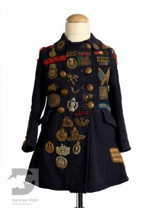 Betty White's Coat – The D-Day Museum