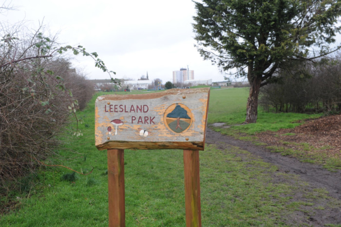 Leesland Park – past, present and future  (Event from 2018)