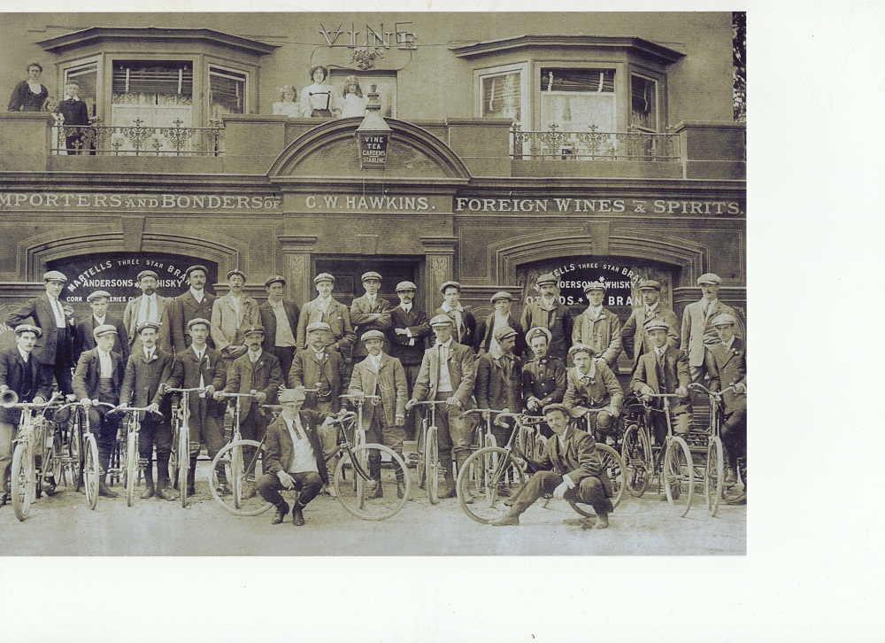 Cycling in Gosport over the last 100 years – a presentation by Eric Thomas (Event from 2017)