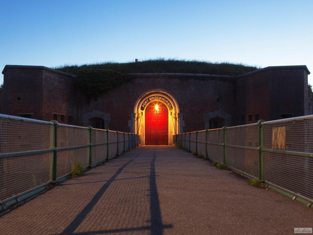 The Defence Remains – Fort Brockhurst through the camera lens (Event from 2017)