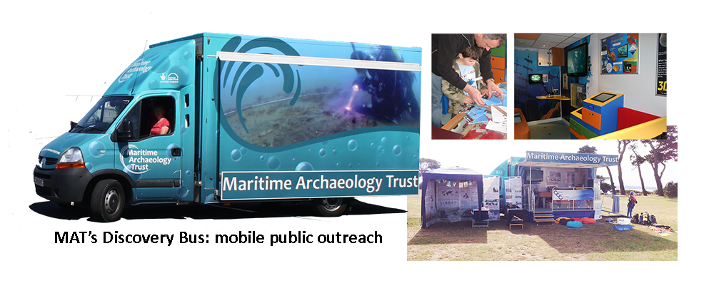 Maritime Archaeology: Discovery Bus (Event from 2017)