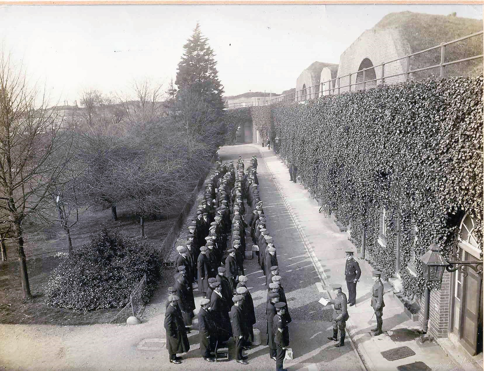 Peace at Last – 1918