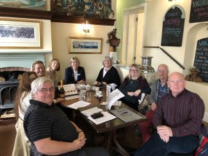 Meeting with Annie Reilly (HODs Manager)