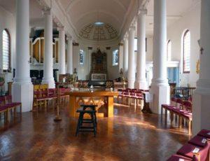 Inside Holy Trinity