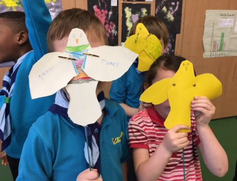 WW1 Creative Workshop for Children  (Event from 2018)