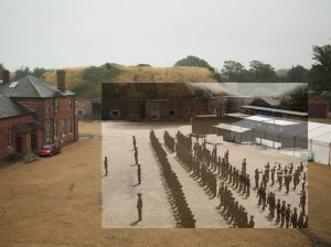 Photos of Fort Brockhurst by Victoria Smith