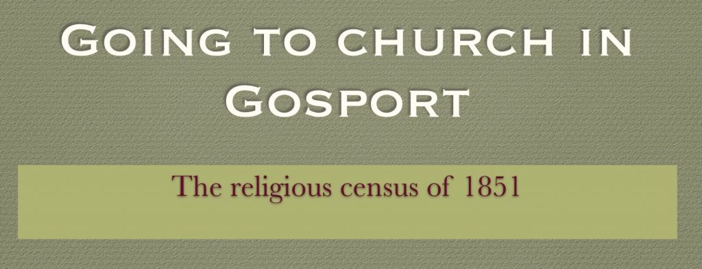 Going to Church in Gosport 1851 (Event from 2020)