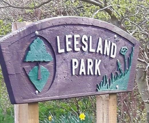 Leesland Park – past, present and future