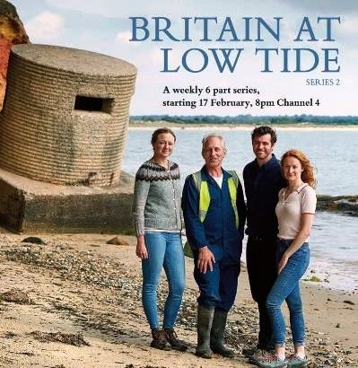 CITiZAN and archaeology at low tide in Gosport – Talk