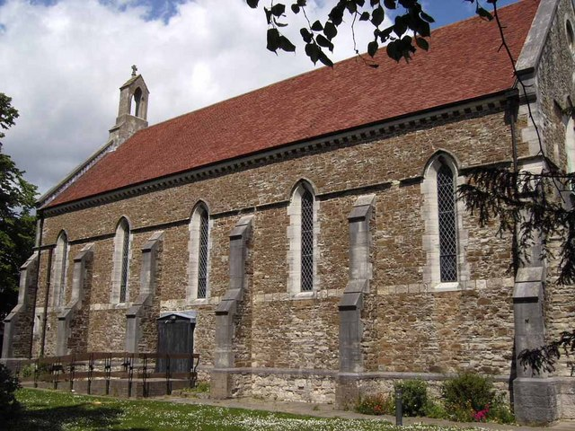 Going to Church in Gosport 1851 at St Thomas' (Event from 2019)