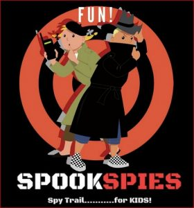 Spook Spies: Alverstoke Adventures! (Event from 2019)