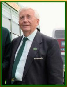 John Sherwin 1944-2019