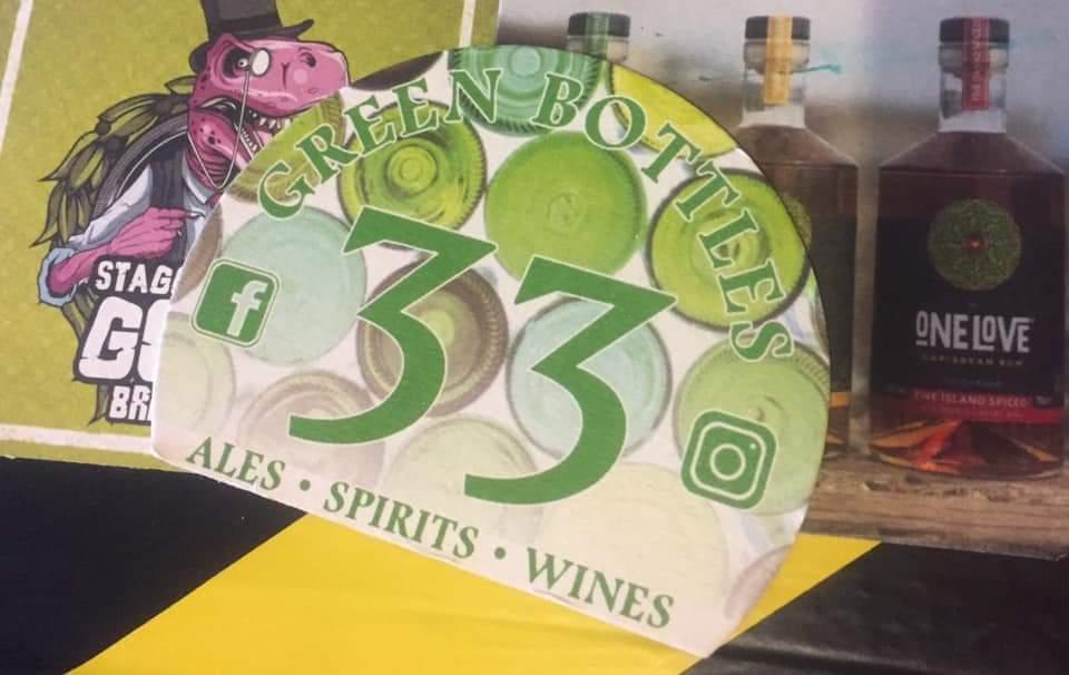 Beat Street Art collective & Beer Launch at 33 Green Bottles