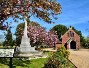 Haslar Royal Naval Cemetery (Event from 2020)