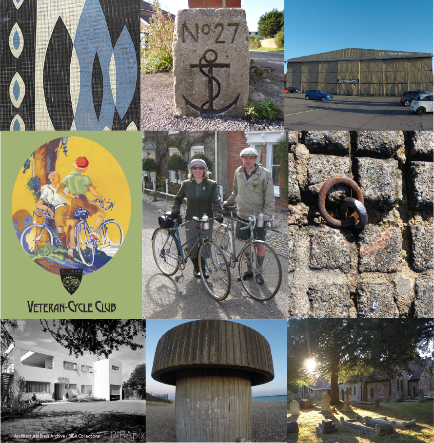 19 Gosport Hidden History Bike Ride: a self-led cycling route