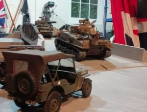 Radio-Controlled Models 'give it large' for HODs (Event from 2020)